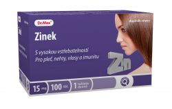 Dr.Max Zinek 100 tablet