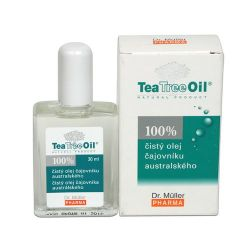 Dr. Müller Tea Tree Oil 100% čistý olej 30 ml