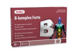 Dr.Max B-komplex Forte 20 tablet