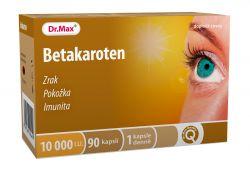 Dr.Max Betakaroten 6 mg 90 kapslí