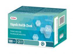 Dr.Max Vápník-Hořčík-Zinek 100 tablet