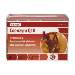 Dr.Max Coenzym Q10 30 mg 60 tobolek