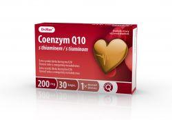 Dr.Max Coenzym Q10 s thiaminem 30 kapslí