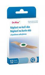 Dr.Max Náplast na kuří oka s kyselinou salicylovou 12 ks