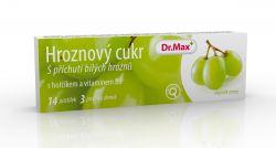 Dr.Max Hroznový cukr s hořčíkem a vitaminem B6 14 pastilek