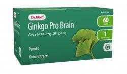 Dr.Max Ginkgo ProBrain 60 kapslí