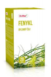 Dr.Max Fenykl bylinný čaj 20x1,5 g