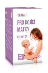 Dr.Max Pro kojící matky bylinný čaj 20x1,5 g