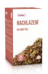 Dr.Max Nachlazení bylinný čaj 20x1,5 g