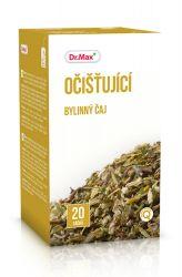 Dr.Max Očištující bylinný čaj sáčky 20x1,5 g