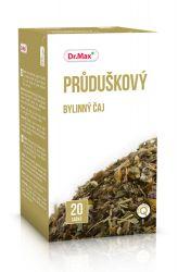 Dr.Max Průduškový bylinný čaj 20x1,5 g