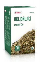 Dr.Max Čaj uklidňující bylinný sáčky 20x1,5 g