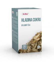 Dr.Max Hladina cukru bylinný čaj 20x1,5 g