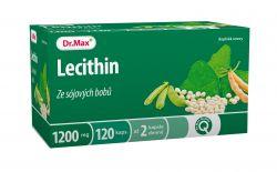 Dr.Max Lecithin 1200 mg 120 tobolek