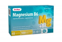 Dr.Max Magnesium B6 100 tablet