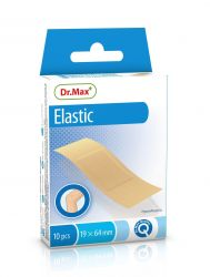 Dr.Max Elastic 19 x 64 mm náplast elastická 1 ks