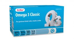 Dr.Max Omega 3 Classic 125 kapslí