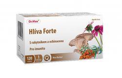 Dr.Max Hlíva Forte s rakytníkem a echinaceou 120 tablet