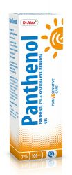 Dr.Max Panthenol 7% s HA gel 100 ml