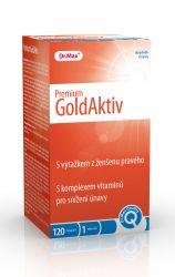 Dr.Max Premium GoldAktiv 100+20 kapslí
