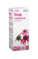 Dr.Max Herbal Sirup s Echinaceou a vitaminem C 245 ml