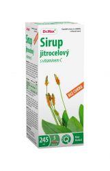 Dr.Max Herbal Sirup jitrocelový bez cukru 245 ml