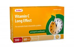 Dr.Max Vitamin C long effect 500 mg 60 tobolek