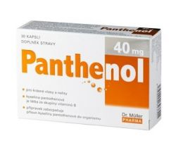Dr. Müller Panthenol 40 mg 60 tobolek  cfcd4360da9