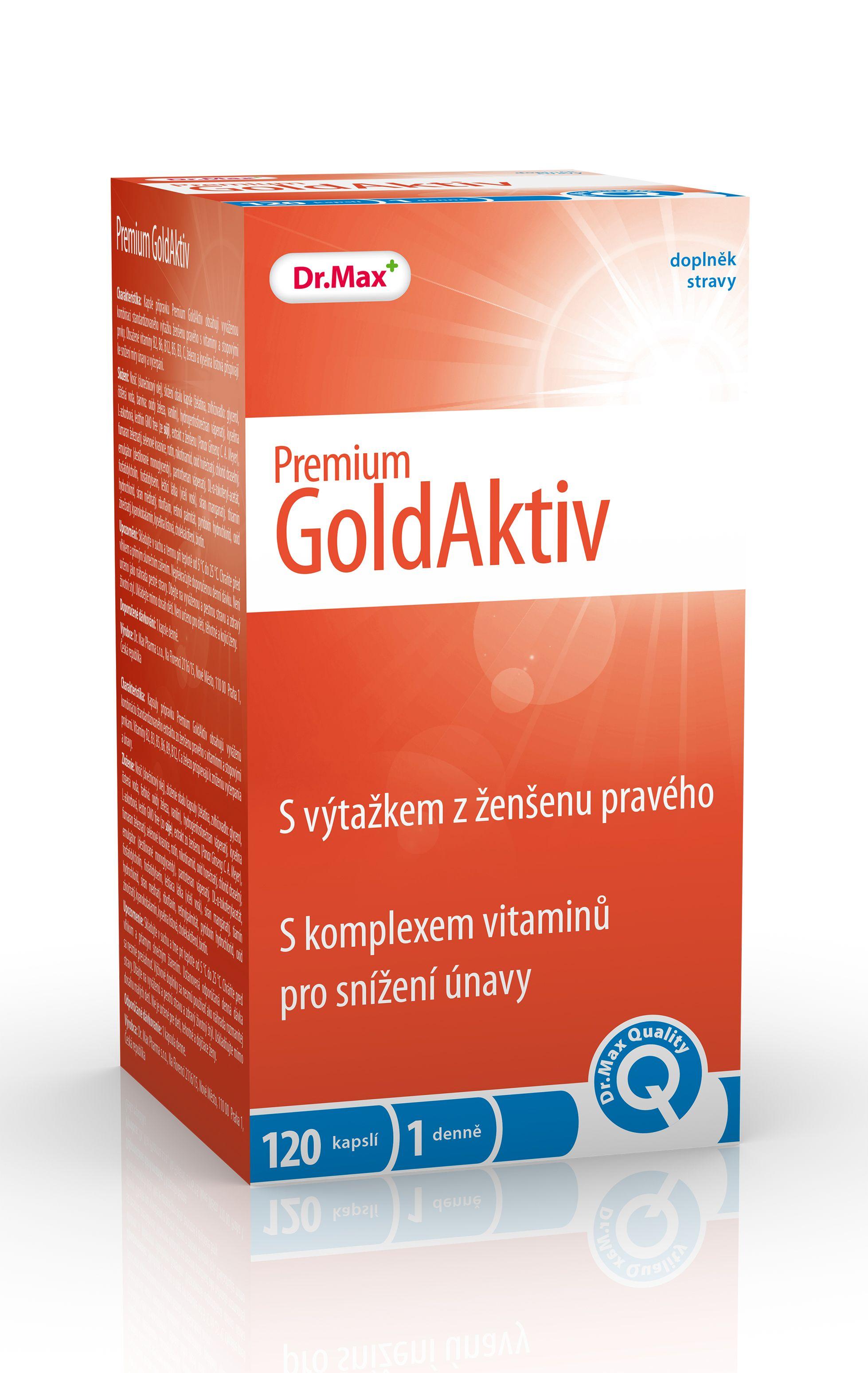 Dr.Max Premium GoldAktiv cps.100+20