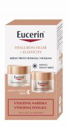 Eucerin Hyaluron-Filler + Elasticity duopack denní a noční krém