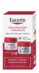 Eucerin Hyaluron-Filler + Volume-Lift duopack denní a noční krém