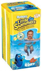 HUGGIES Little Swimmers 3-8kg 12ks