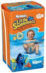 HUGGIES Little Swimmers 12-18kg 11ks