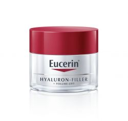Eucerin Hyaluron-Filler + Volume-Lift denní krém pro suchou pleť 50 ml