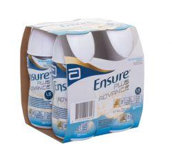 Ensure Plus Advance příchuť vanilka 4x220 ml