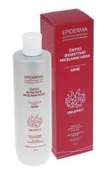 Epiderma Bioaktivní CBD micelární voda při akné 300 ml