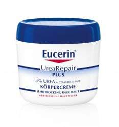 Eucerin UreaRepair PLUS 5% Urea tělový krém 450 ml