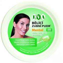 EVA Bělící zubní pudr - MENTOL 30g