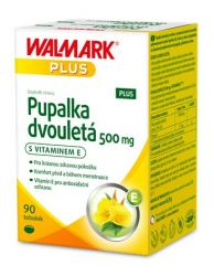 Walmark PLUS Pupalka 500 mg s vitaminem E 90 tobolek
