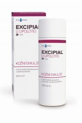 Excipial U LIPOLOTIO kožní emulze 200 ml