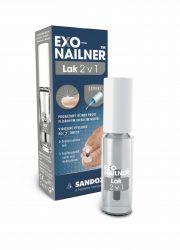 EXONAILNER LAK 2v1 roztok 5 ml