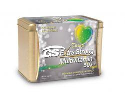 GS Extra Strong Multivitamin 50+ dárkové balení 90+30 tablet
