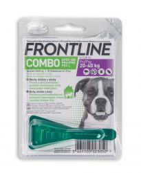 Frontline Combo Spot on Dog L 2.68ml 1 pipeta