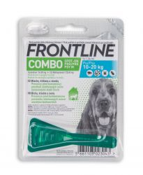 Frontline Combo Spot on Dog M 1.34 ml 1 pipeta