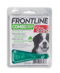 Frontline Combo Spot on Dog XL 4.02 ml 1 pipeta