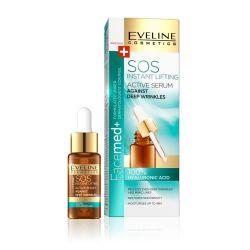 Eveline Facemed 100% aktivní sérum kyseliny hyaluronové proti vráskám 20 ml
