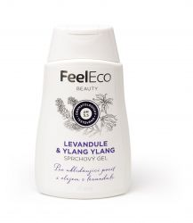 Feel eco Levandule & Ylang-Ylang sprchový gel 300 ml