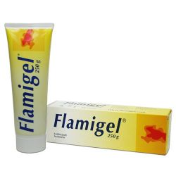Flamigel hydrokoloidní gel 250 ml