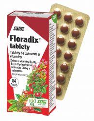 Floradix Železo+ 84 tablet