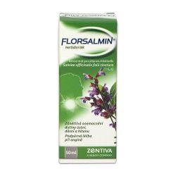 Florsalmin Koncentrát pro přípravu kloktadla 50 ml